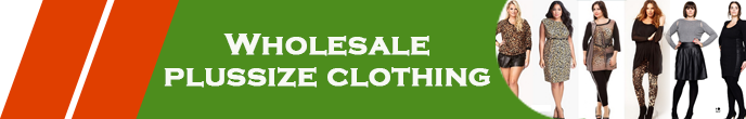wholesale plussize clothing banner