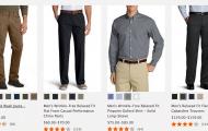 buy plus size clothing for men