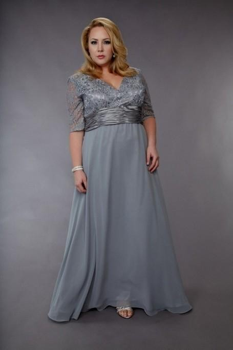 0f1ed2e5592 How to find the right plus size dress for the mother of the bride or ...