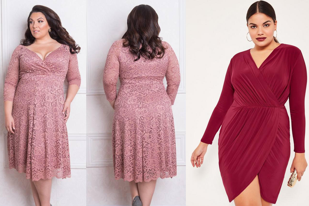 Tips To Choose Plus Size Dresses