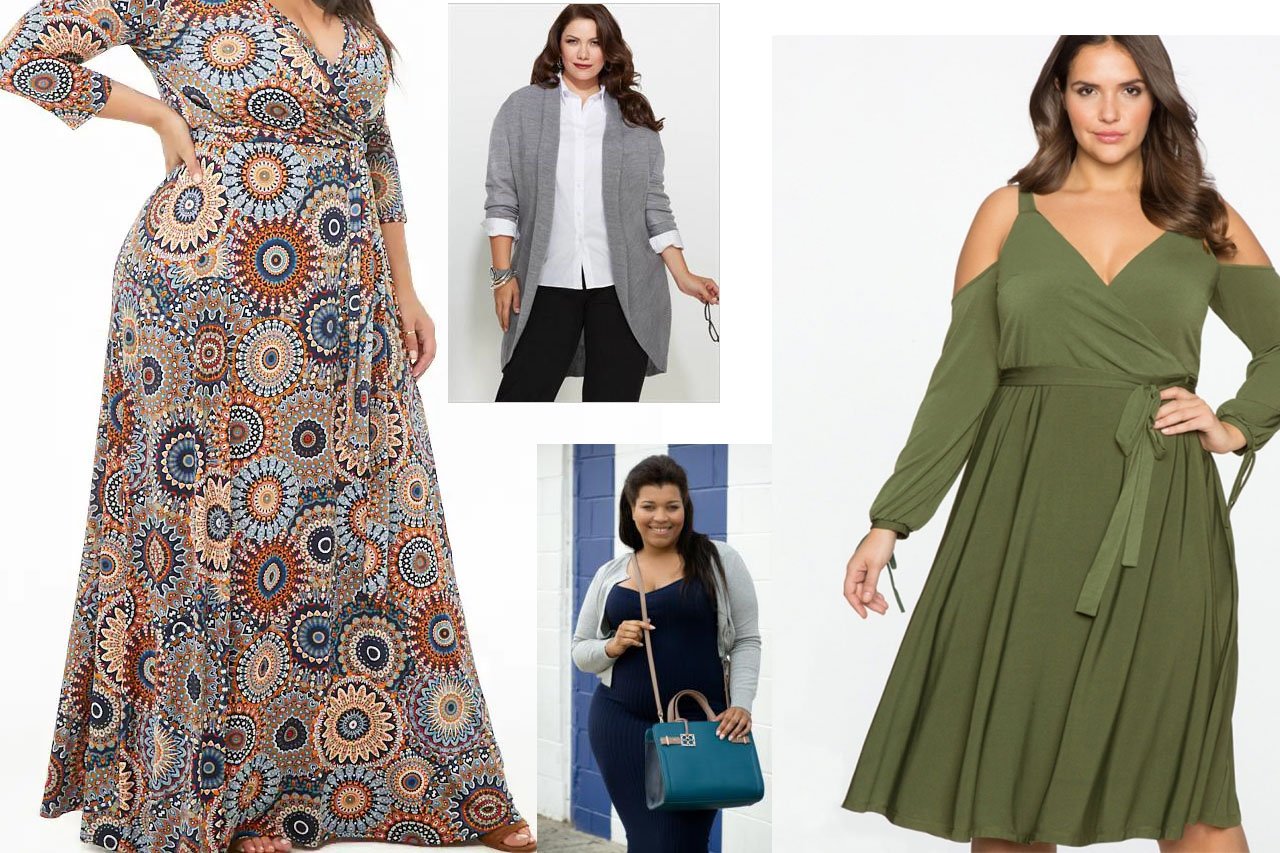 Top Ways to Make Plus Size Women Look Slim