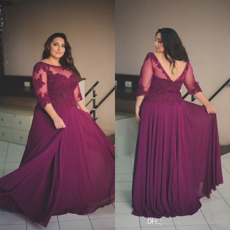 Tips to choose a plus size prom dress - wholesale Plus Size ...